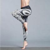 Ocean New Olahraga Wanita Celana Hewan Dicetak Yoga Motion Ketat Elastis Latihan Binaraga Pants Hk58 Gurita Intl Di Tiongkok