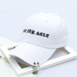 Harga Ocean New Women Fashion Hats Keep Out The Sun Sports Street Baseball Hat White Intl Murah