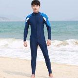 Ulasan Lengkap Ocean Unisex Conjoined Diving Suit Mencegah Berjemur Di Pakaian Biru Intl