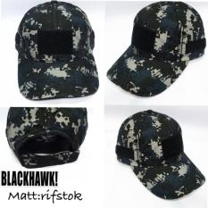 OF Topi Tactical BlakHawk - Black Army
