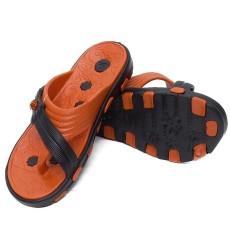 OFASHION Sandal Jepit Anak RE-185 Dulux Alas Kaki Flip Flops Anak Perempuan Merah