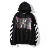 Jual Off Putih Pria Wanita Hoodie Shirt Hip Hop Hooded Sweater Jaket Plus Kasmir Sweater Pakaian Intl Lengkap