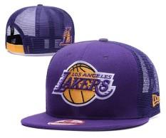 [resmi] Nba Topi Fashion Pria Wanitas Basket Caps Snapback Asli Los Angeles Lakers Unisex Snapback Lal Classic Cool-Intl By Xuejun Store.