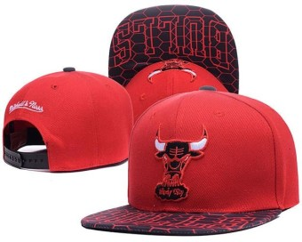 Harga preferensial  RESMI  Original Unisex Basket Caps Chicago Bulls Asli Pria  Snapback NBA Topi Fashion Wanita Snapback CHI Klasik Athletic Olahraga-Intl  ... a8d528878a