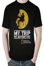 Harga Ogah Drop National Geographic My Trip My Adventure Ii Hitam New