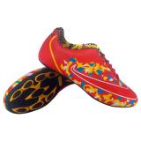 Harga Hemat Ogardo Pele Sepatu Futsal Red Yellow