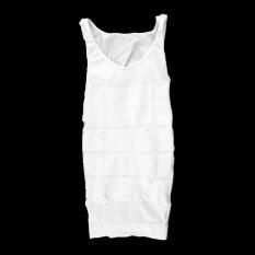 Harga O Tubuh Pria Pelangsing Perut Korset Pembentuk Perut Ikat Pinggang Dalam Kemeja Putih Not Specified Terbaik