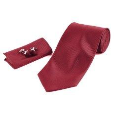 Jual Oh Dasi Pria Seri Padat Dasi Sikut Atau Menetapkan Partai Klasik Merah Baru