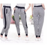 Harga Okechuku Kurt Celana Panjang Training Olahraga Wanita Jogger Pants Sweatpants Light Grey Murah