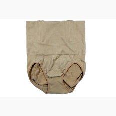 Beli Oleno Celana Dalam Korset Body Shaping Slimming Panty Coklat Secara Angsuran