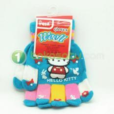 Jual Oleno Sarung Tangan Wanita 100 Wool Free Size Bahan Handuk 1 Pasang Multicorak Branded Original