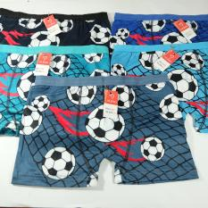 Beli Oleno Soccer Teenage Boy Undies 12Pcs Celana Dalam Boxer Anak Cd Anak Murah North Sumatra