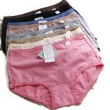 Oleno Yadaili Midi Panties Celana Dalam Wanita Yadaili 6Pcs Multiwarna Oleno Diskon 50