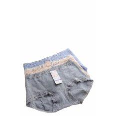 Harga Oleno Yadaili Midi Panty Celana Dalam Wanita Nyaman Tahan Lama 12 Pieces Oleno North Sumatra