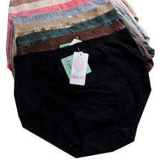 Jual Oleno Yadaili Midi Panty Multicolor 12 Pcs Ori