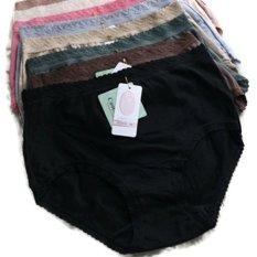 Oleno Yadaili Midi Panty - Multicolor - 6 Pcs