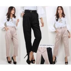 Oma Fashion Raymonde Celana Panjang 2 Warna-Size M