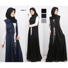 Spesifikasi Oma Fashion Umaya Maxi Muslim 3 Warna Size L Paling Bagus