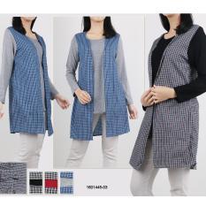 Oma Holley Fashion Elisha Blouse Cardigan Tempel  Long Sleeve - Size L