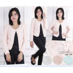 Diskon Oma Holley Fashion Perahta Sweater Bolero Bulu Long Sleeve Size M Oma Fashion