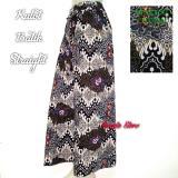 Daftar Harga Onanta Kulot Motif Corak Batik Stretch Cotton Celana Wanita Celana Panjang Katun Kulot Batik Onanta