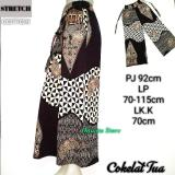 Toko Onanta Kulot Motif Corak Batik Stretch Cotton Celana Wanita Celana Panjang Katun Lengkap Di Indonesia