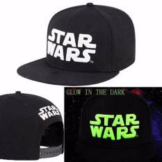 Harga One Tshirt Topi Snapback Star Wars Glow In The Dark Hitam One Tshirt Asli