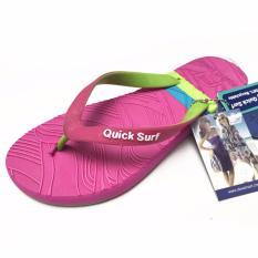 Toko Onemarkets Sandal Jepit Wanita Sandal Casual Cewek D Pink Dekat Sini