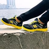 Harga Termurah Onemarkets Sepatu Olahraga Cewek Sepatu Lari Wanita Yellow