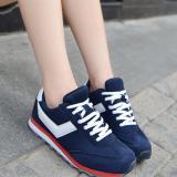 Spesifikasi Onemarkets Sepatu Olahraga Sepatu Lari Cewek L Navy Merk Onemarkets