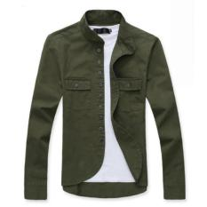 Onfirecloth - Jaket Parka Model Army - Green