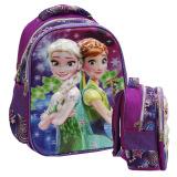Beli Onlan Disney Frozen Fever 5D Timbul Glow Tas Ransel Anak Ukuran Tk Import Ungu Terbaru