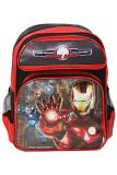 Kualitas Onlan Marvel Iron Man Tas Ransel Anak Sekolah Ukuran Besar Sd Merah Hitam Onlan