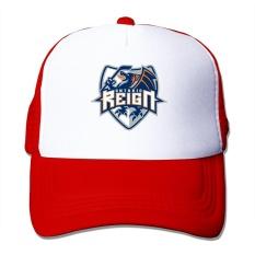 Ontario Reign Popular Male/female Trucker Hat - intl