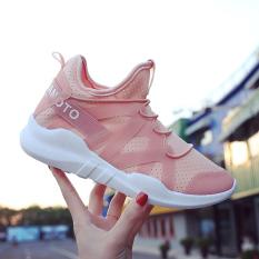 Orang Malas Bernapas Musim Panas Kebugaran Sepatu Running (Merah Muda Warna) Sepatu wanita Sepatu sport sepatu sneakers wanita