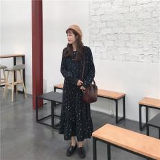 orang-orang-korea-fashion-style-sifon-pullover-polkadot-gaun-hitam-0902-56739085-5dd317421b2e42e981db5ef348f1a0bd-catalog_233 Kumpulan Daftar Harga Gaun Muslim Kombinasi Brokat Dan Sifon Terbaik saat ini
