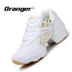 Oranger Kedatangan Baru Women S Dance Sneakers Pria Air Mesh Modern Jazz Dance Sepatu Lembut Bawah Tari Persegi 39 44 Wanita Sepatu Dansa Wanita Sepatu Kasual Pria Intl Diskon Akhir Tahun