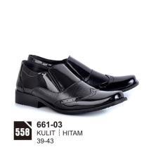 Azzurra Jual Sepatu Formal / Kantor / Pesta Pria - 661-03