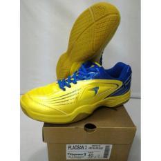 Original Flypower Plaosan 3 Sepatu Badminton - Bac777