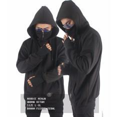 Spesifikasi Original Jaket Ninja Pria Hitam Lengkap