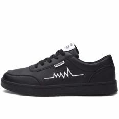 Asli Skateboard Sepatu Sneakers Olahraga Pria Sepatu Skateboard Klasik  untuk Pria-Intl 1431629c9d