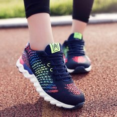 Asli wanita Outdoor Olahraga Atletik Sepatu Running Sepatu Kets (Banyak Warna)