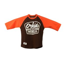 Review Toko Orkids Grax Brown Orange Online