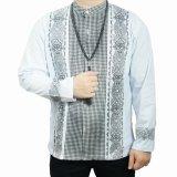 Katalog Ormano Baju Koko Muslim Panjang Eksklusif Bk20 Putih Ormano Terbaru