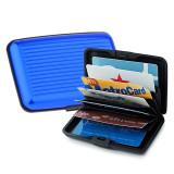 Ormano Dompet Kartu Nama ATM KTP Credit Card Anti Air Unik Praktis Fashion Wallet Alumunium Kuat Mudah disimpan Banyak Ruang ZD01 - Hitam   Lazada Indonesia
