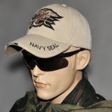 Ormano Topi Baseball Snapback Cap Korean Hip Hop Navy Seal Cap - Hitam  225975ff44