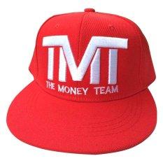 Rp 200.000. Ormano Topi Baseball Snapback Cap Korean Hip Hop TMT Cap ... 6440c404f8