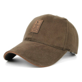 Beli Ormano Topi Baseball Snapback Golf Ed Cap Coklat Dengan Kartu Kredit