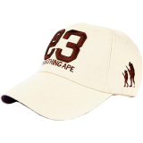 Promo Toko Ormano Topi Baseball Snapback Hip Hop 93 Cap Beige