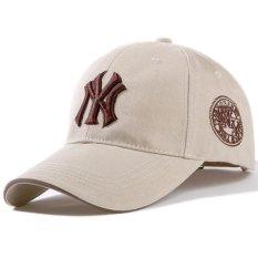 Ormano Topi Baseball Snapback Hip Hop NY 98 Cap - Coklat